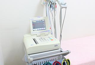 血管年齢検査機器